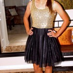 prom dress alterations in spring hill florida gold sequin black tulle