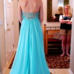 prom dress alterations in hernando county florida chiffon train skirt senior prom