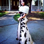 vintage formal retro beauty formal prom dresses